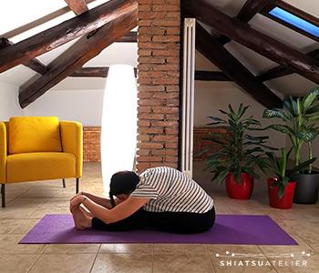 esercizio stretching reni vescica urinaria