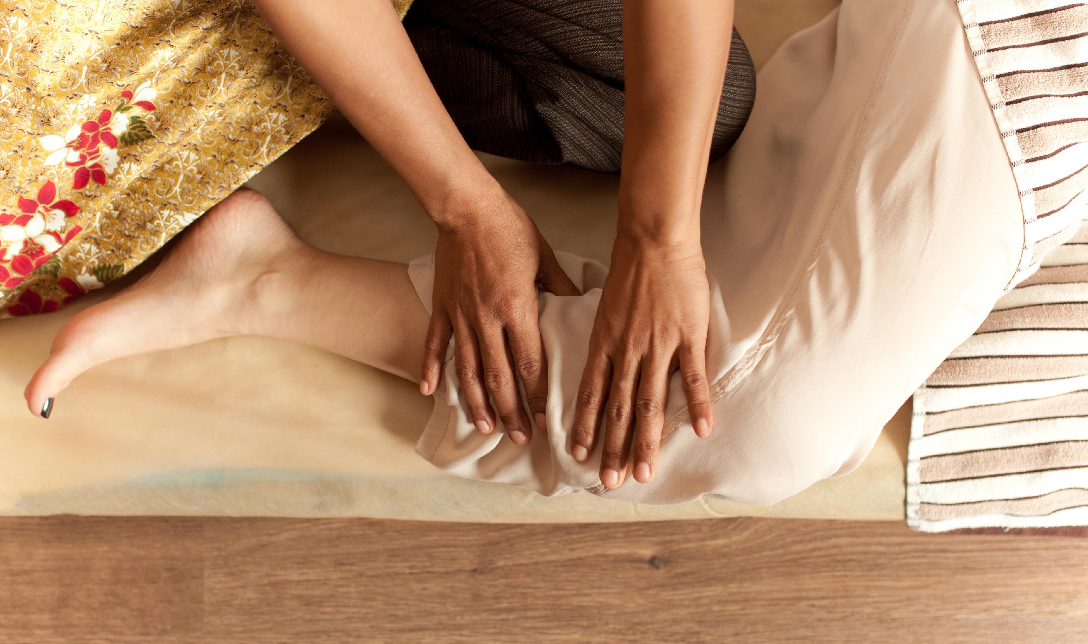 Shiatsu - trattamento dei meridiani - kyo e jitsu