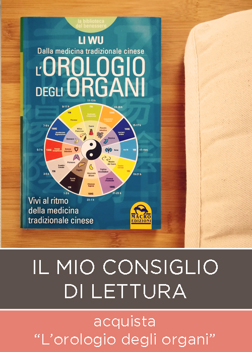 Libro: L'orologio degli organi