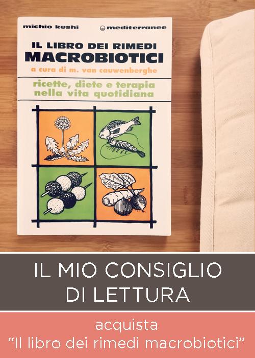 Libro dei rimedi macrobiotici