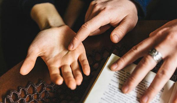 chiromanzia cinese, la forma della mano
