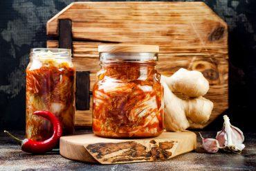 come preparare il kimchi