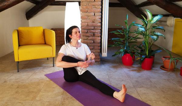 esercizi per meridiani di polmone e intestino crasso