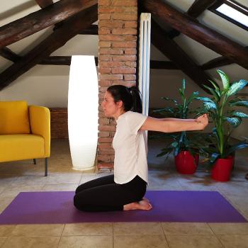esercizio per i meridiani di polmone e intestino crasso