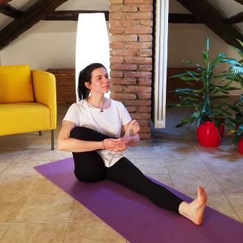 esercizio per i meridiani di polmone e intestino