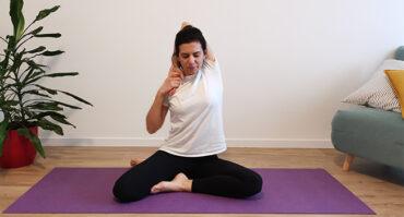 esercizi e stretching meridiani mastro del cuore e triplice focolare